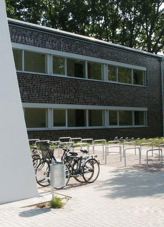 Das Gymnasium in Lohne